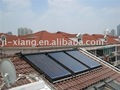 High efficiency solar collector(Solar Keymark&SRCC)