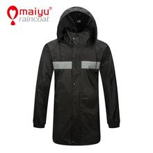 Durable raincoat motorcycle rain uit bicycle