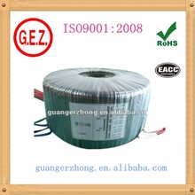 high quality step down voltage transformer