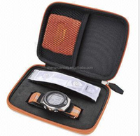 2016 Watch Boxes, Brand Portable Travel Watch Case Roll 3 Slot Wristwatch Box Storage Travel Pouch High Quality