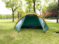 Customized hot selling camping tents for 2 person travel