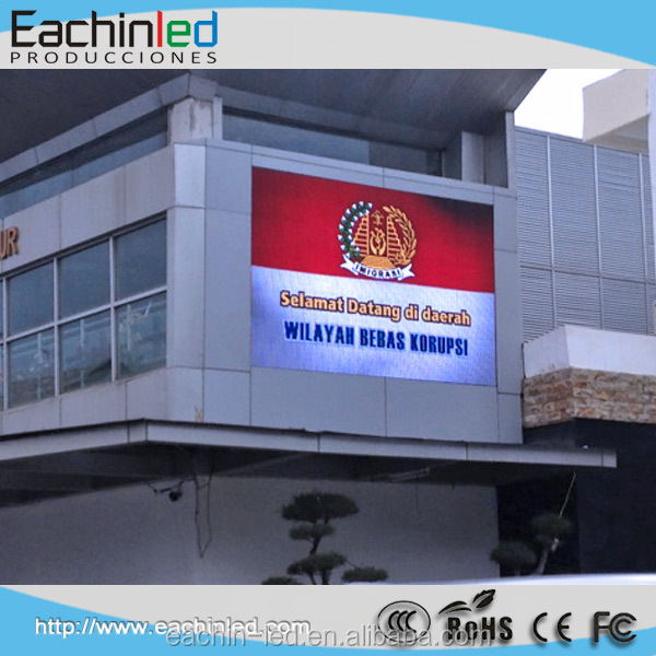 Full color LED video wall/Electronic LED display/Advertising LED screen P6