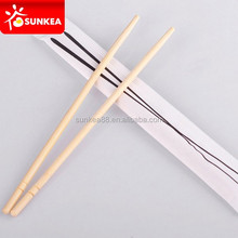 Bulk disposable bamboo sushi chopsticks with logo