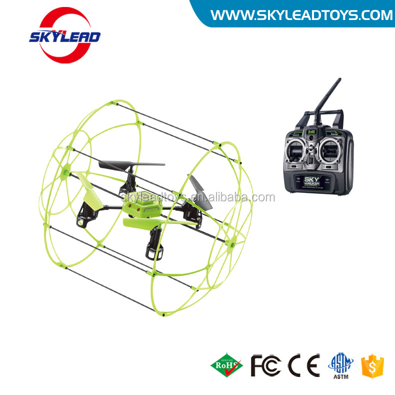 New arrival hottest item sky walker 4ch rc quadcopter 2.4ghz ready to fly 2.4g 4-axis ufo climbing aircraft quadcopter