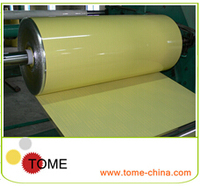 3D pvc cold laminating film with adhesive for photo