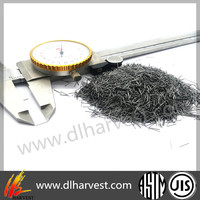 6mm Micro Steel Fiber For Reinforced Concrete