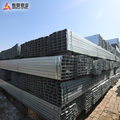 50*70*2.75 mm Galvanized rectangular steel pipe steel tube