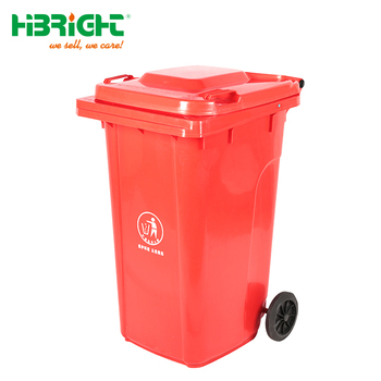 Suncast Hideaway Outdoor  26 39  64 Gallon Garbage Waste Trash Can Bin