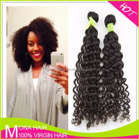 100% afro kinky curly brazilian human braiding hair