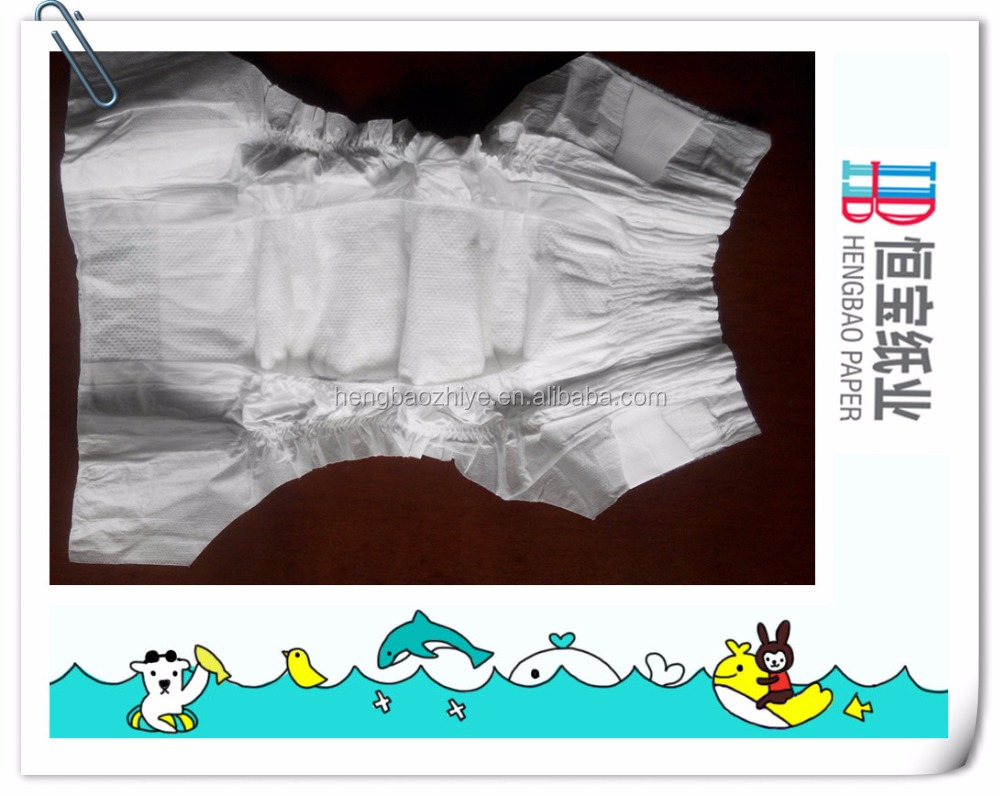 Cloth-like Baby Diapers alibaba hot sale disposable sleepy baby Diapers
