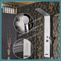 Bathroom Accessories Smart Thermostatic Jets Aluminum Shower Wall Panel