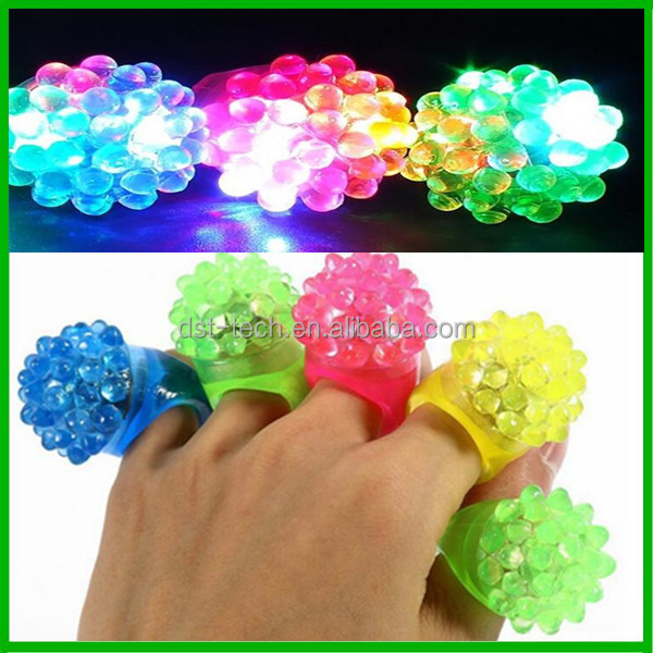 Christmas festival decoration soft party ring LED light for party
