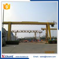Double Girder Warehouse Gantry Crane 40 Ton Gantry Cranes With ISO