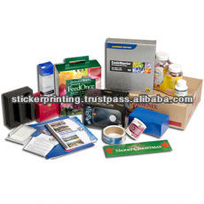 Products Packaging Boxes Printing