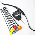 Wholesale archery set tag recurve bows and bunkers for attack games