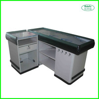 High quality retail store & supermarket cashier equipment