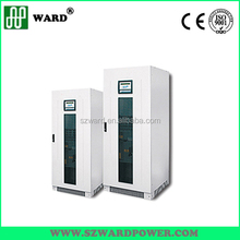 three phase +N+G solar power online ups 10kva 15kva 50kva