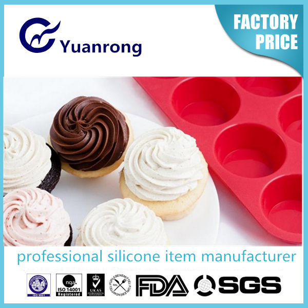 Supper Mall Popular Silicon Cake Mold in European Market