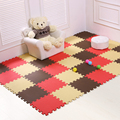 China manufacturer eco friendly baby floor anti slip interlinking eva mat tatami