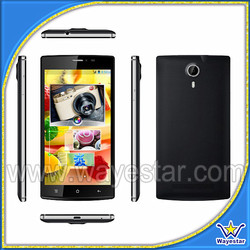 V6 MTK 6582 Cheapest 3g android yxtel mobile phone