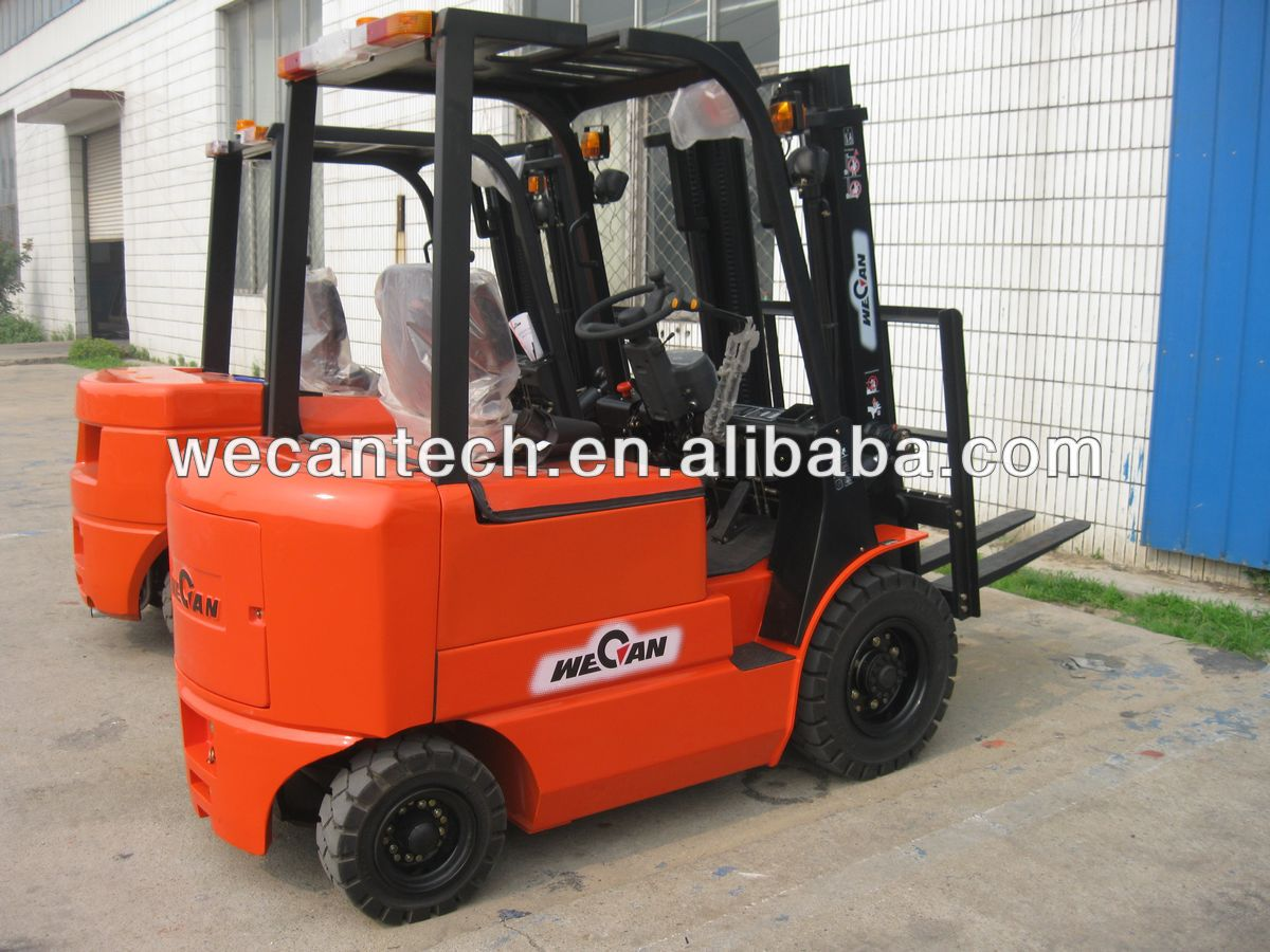 2 Ton Electric / Battery Forklift With Low Price