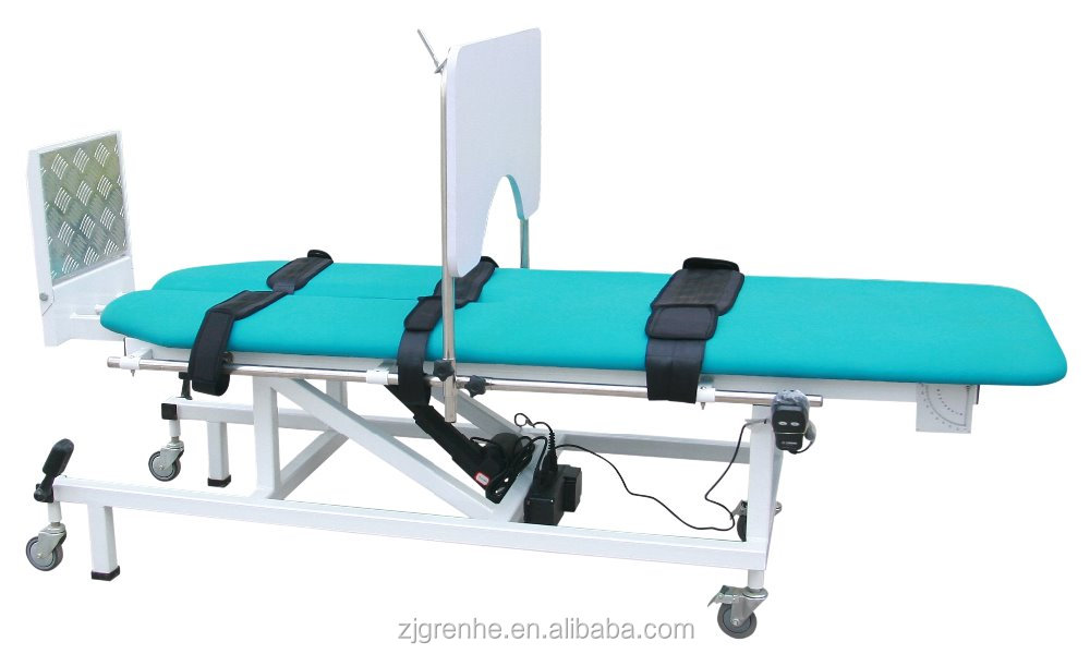 PT-Q2 Medical electric physical therapy tilt table