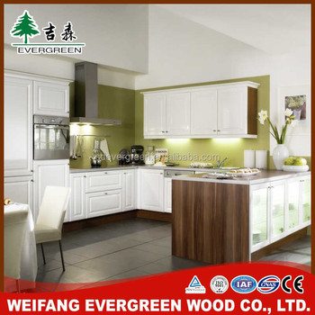 Environmental Friendly modern kitchen cabinets