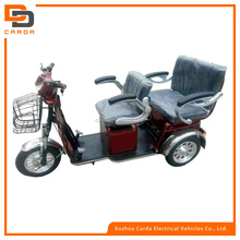 new style family electric tricycle for passenger /electric tricycle for adults
