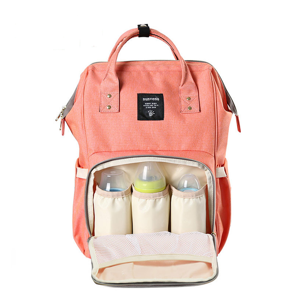 Multi-Function Waterproof Travel Backpack Nappy Bags Diaper Bag for Baby Care