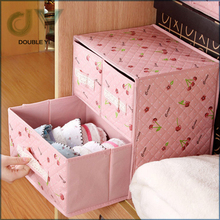 Drawer Dividers Closet Organizers Bra Underwear Storage Boxes With Lid