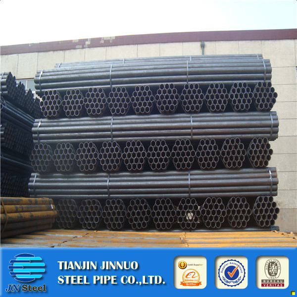 2016 Cold Rolled Iron Round Welded Black Steel Pipe Price