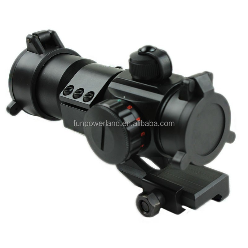 Funpowerland M3 Hunting Collimator of gun accessories/Red & Green Dot Sight