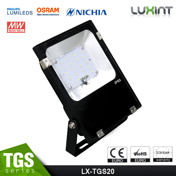 20w LED Flood Light Outdoor CE Rohs Approved good performance high lumen