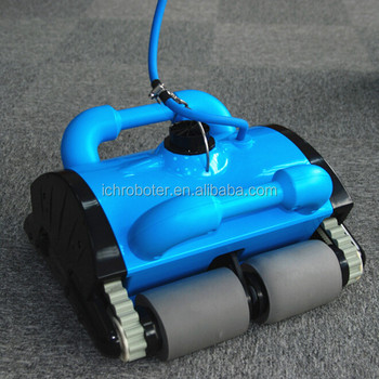 2016 Hot Sale Durable Automatic Pool Cleaning Robot, Automatic Vacuum Pool Cleaner