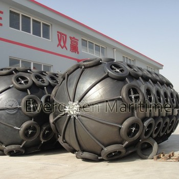marine rubber fenders for dock and boat