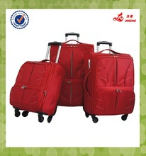 "EVA soft high quality suitcase low price luggage factory 20""24""28"" discount luggage new products"