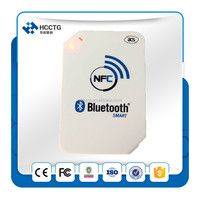 Android tablet Bluetooth NFC smart card Reader, supports contactless card -ACR1255