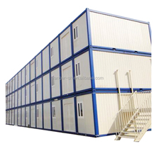 High Quality Modified Container Prefabricated/Prefab Sunshine Room/House