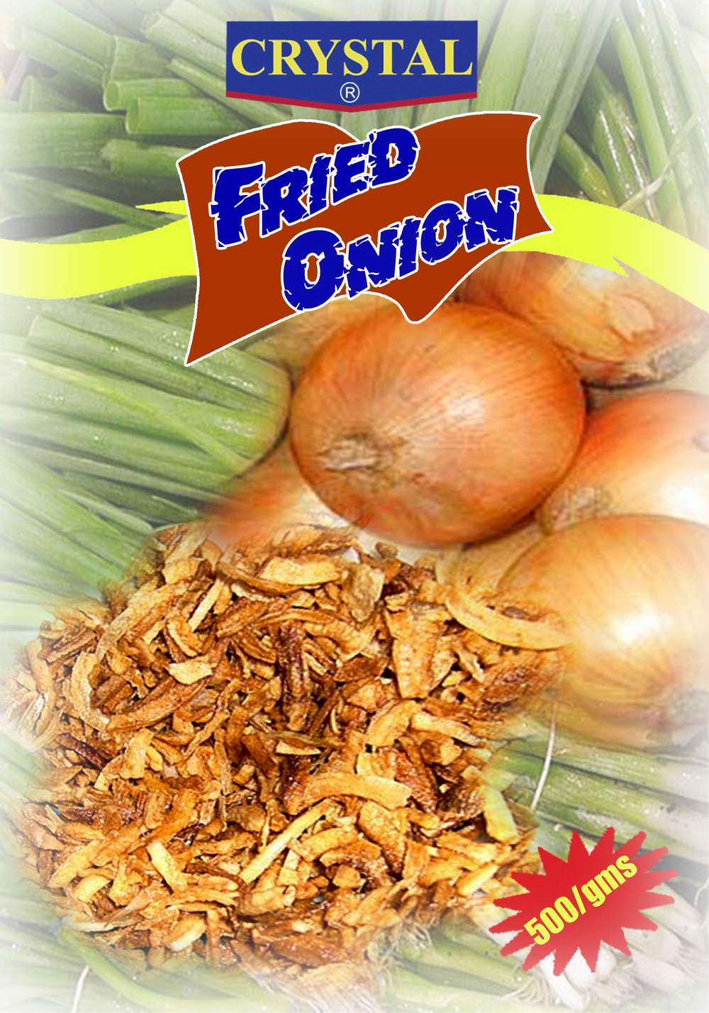 Fried Onion