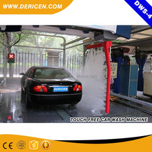 Dericen automatic steam cleaning machine used car wash machine with CE certification for cars