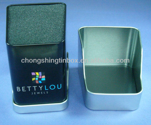 new products tin watch box from Dongguan