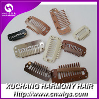 Quality mini snap hair clips, more different styles & colors on stock