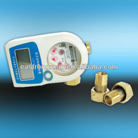 Smart Prepay remote control water meter ISO4064 Class B, Mbus communication, long lifespan