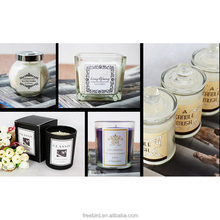 Bulk Luxury Healthy Scented Soy Wax / Paraffin Wax Candle
