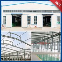 quality light steel structure warehouse in croatia with promotion discount