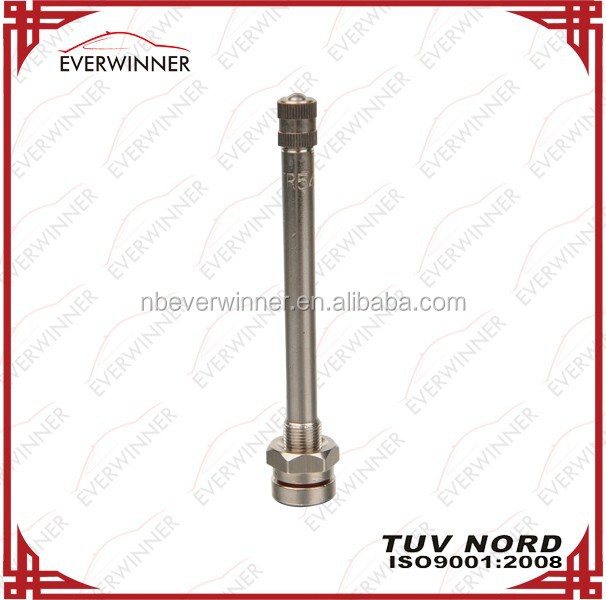 TR546 Nickel Plated Tire Valves