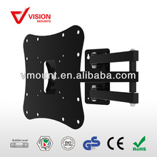 VMSL10D F06 Full Motion Wall Mount Bracket For LED 3D LCD TV