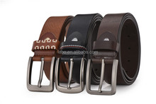 2017 Newest men's leather belt mens leather belts
