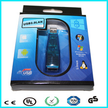 AX88772A wireless usb to rj45 external lan card