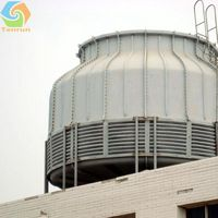 New technology Industrial dry water cooling tower with good faith 20 years factory